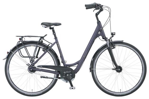 Citybike Green's Brighton violet Mono 2019