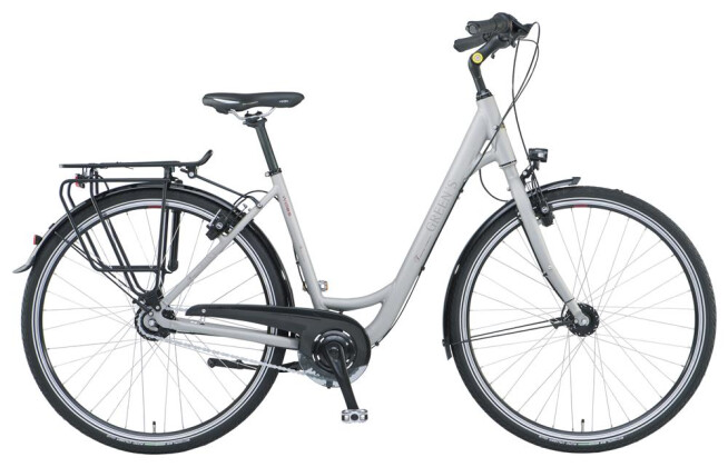 Citybike Green's Wales Mono 2019
