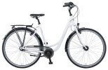 Citybike Green's Liverpool white Mono