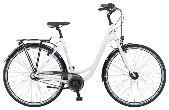 Citybike Green's Liverpool white Mono 2019