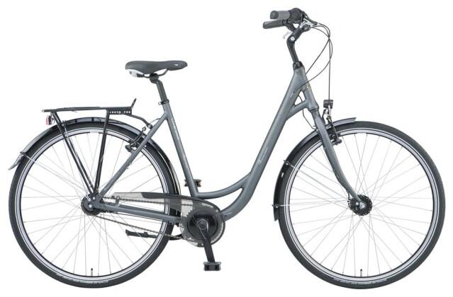 Citybike Green's Liverpool grey Mono 2019