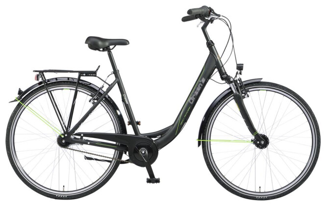 "Citybike Green's Chelsea ""green line"" Mono 2019"