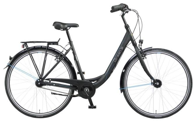 "Citybike Green's Chelsea ""blue line"" Mono 2019"