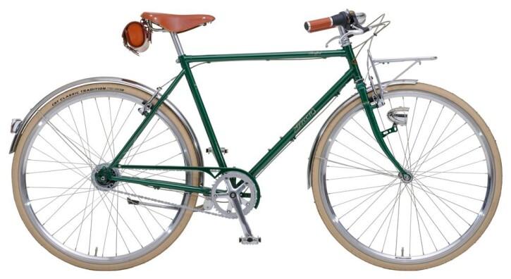 Citybike Green's Bradford green 2019
