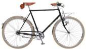 Citybike Green's Bradford black Herren