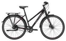 Citybike Victoria Trekking 5.8 D Trapez black/white