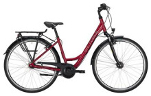 Citybike Victoria Trekking 1.7 Wave berry red/black