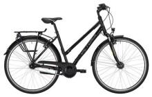 Citybike Victoria Trekking 1.7 Trapez black /silver