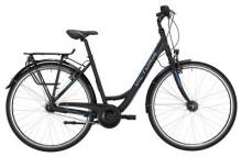Citybike Victoria Trekking 1.6 Wave black matt/blue