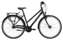 Citybike Victoria Trekking 1.6 Trapez black matt/blue