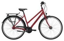 Citybike Victoria Trekking 1.6 Trapez red/black