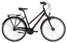 Citybike Victoria Trekking 1.1 SE Trapez black matt/silver