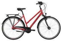 Citybike Victoria Trekking 1.1 SE Trapez red/black