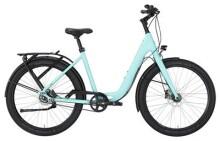 "Citybike Victoria Urban 5.8D Wave 27"" pastel turquoise matt/ black"