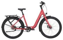 "Citybike Victoria Urban 5.8D Wave 27"" crystalred black"