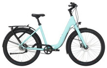 "Citybike Victoria Urban 5.7D Wave 27"" pastel turquoise matt/ black"