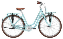 Citybike Victoria Retro 5.6 Nostalgie glacierblue /brown