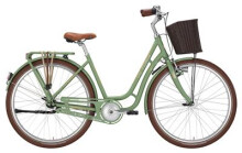 Citybike Victoria Retro 5.4 Nostalgie resedagreen matt/orange