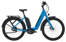 "E-Bike Victoria eUrban 13.9 Wave 27"" azurblue/black glossy"