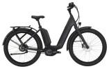 "E-Bike Victoria eUrban 13.9 Wave 27"" wetasphalt matt/silver"