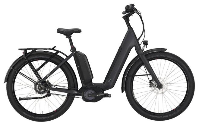 "E-Bike Victoria eUrban 13.9 Wave 27"" wetasphalt matt/silver 2019"