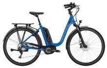 E-Bike Victoria eTrekking 8.9 Deep blue matt/red
