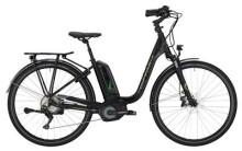 E-Bike Victoria eTrekking 8.9 Deep black matt/green
