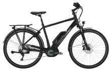 E-Bike Victoria eTrekking 8.9 Herren black matt/green