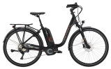 E-Bike Victoria eTrekking 8.8 Deep black matt/red