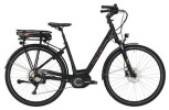 E-Bike Victoria eTrekking 8.8 Wave black matt/red