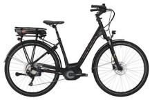 E-Bike Victoria eTrekking 8.8 Wave black matt/red