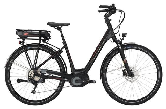 E-Bike Victoria eTrekking 8.8 Wave black matt/red 2019