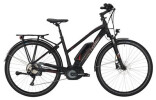 E-Bike Victoria eTrekking 8.8 Trapez black matt/red