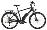 E-Bike Victoria eTrekking 8.8 Herren black matt/red