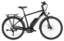 E-Bike Victoria eTrekking 8.8 Herren black matt/red