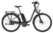 E-Bike Victoria eTrekking 7.8 Deep nickelgrey/darkred
