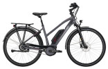 E-Bike Victoria eTrekking 7.8 Trapez nickelgrey/darkred