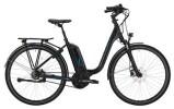 E-Bike Victoria eTrekking 7.7 Deep black matt/skyblue