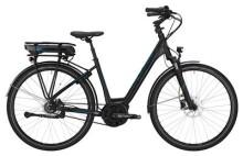 E-Bike Victoria eTrekking 7.7 Wave black matt/skyblue