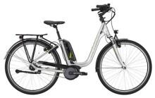 E-Bike Victoria eTrekking 7.6 Deep silver/lightapple
