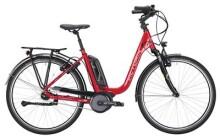 E-Bike Victoria eTrekking 7.5 Deep red/silver