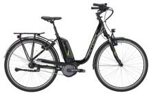 E-Bike Victoria eTrekking 7.5 Deep black/lightapple