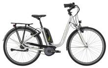 E-Bike Victoria eTrekking 7.4 Deep silver/lightapple