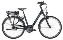 E-Bike Victoria eTrekking 7.4 Wave black matt/blue glossy