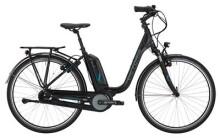 E-Bike Victoria eTrekking 7.4 H Deep black matt/blue glossy
