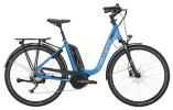 E-Bike Victoria eTrekking 6.4 Deep jeansblue/shinewhite