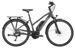 E-Bike Victoria eTrekking 6.4 Trapez darkgrey matt/yellow