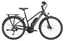 E-Bike Victoria eTrekking 6.4 Trapez darkgrey matt/yellow