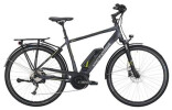 E-Bike Victoria eTrekking 6.4 Herren darkgrey matt/yellow