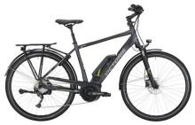 E-Bike Victoria eTrekking 6.4 Herren darkgrey matt/yellow